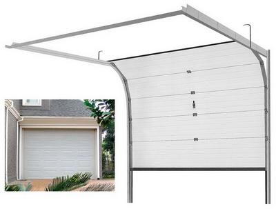 Segmentna garazna vrata