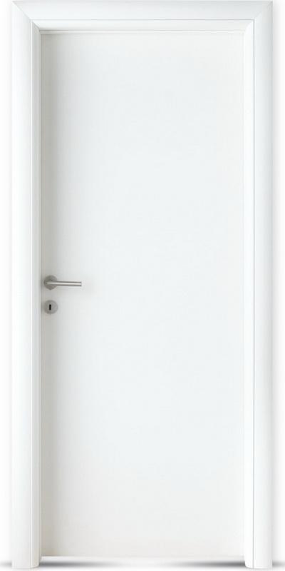 Sobna vrata CPL folija bela