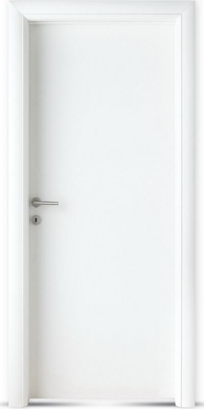 Sobna vrata CPL folija bela TXT