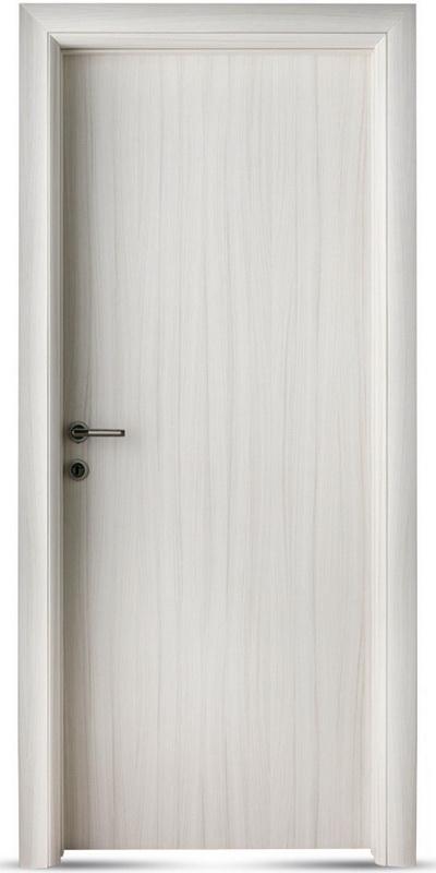 Sobna vrata CPL folija silver royal