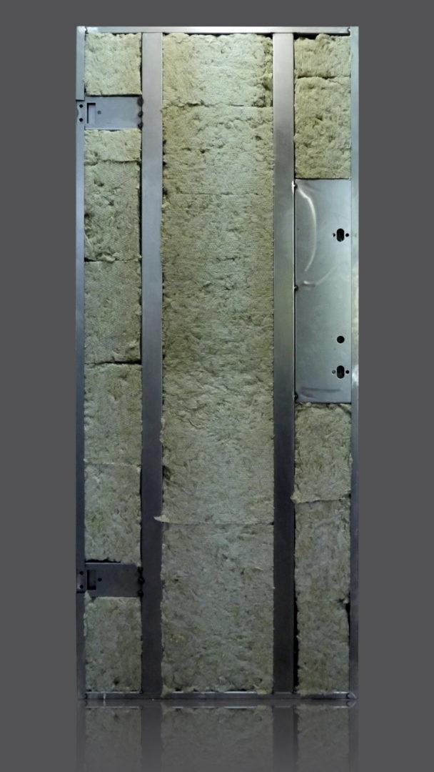 Konstrukcija - sigurnosna vrata