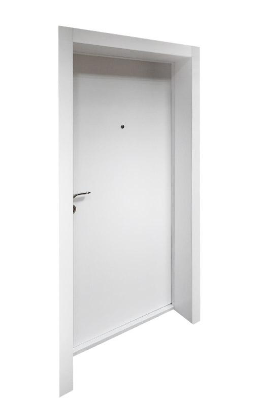 Sigurnosna vrata pocket bela