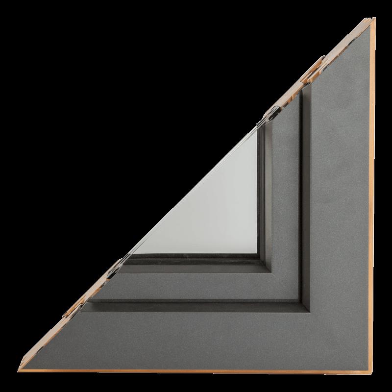 Drvo aluminijum prozori - Premijum