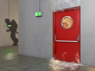 Protivpožarna vrata