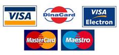 Način plaćanja, plaćanje, kartice